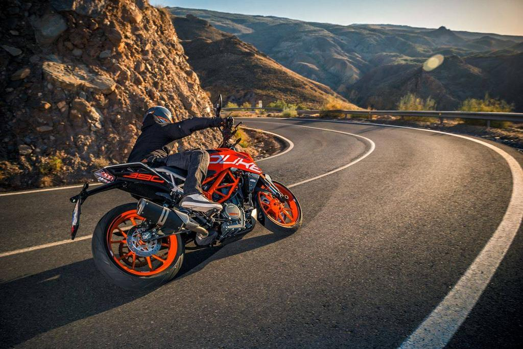 2017 Duke 390 From KTM Will Blow Your Mind With Its Styling, Continues To Segment Powerhouse