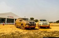 2016 New Toyota Fortuner Experiential Drive Camp - Experience a Fortune! - Drive Report