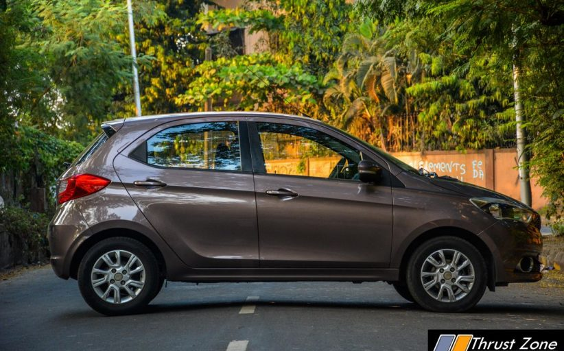 2017 Tata Tiago AMT XT and XZ Variants Coming Soon As A Database Picture Confirms
