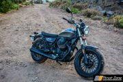 2016 Moto Guzzi V9 Bobber Review, First Ride