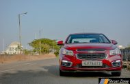 2016 Chevrolet Cruze Automatic Review, Road Test - Refined Menace