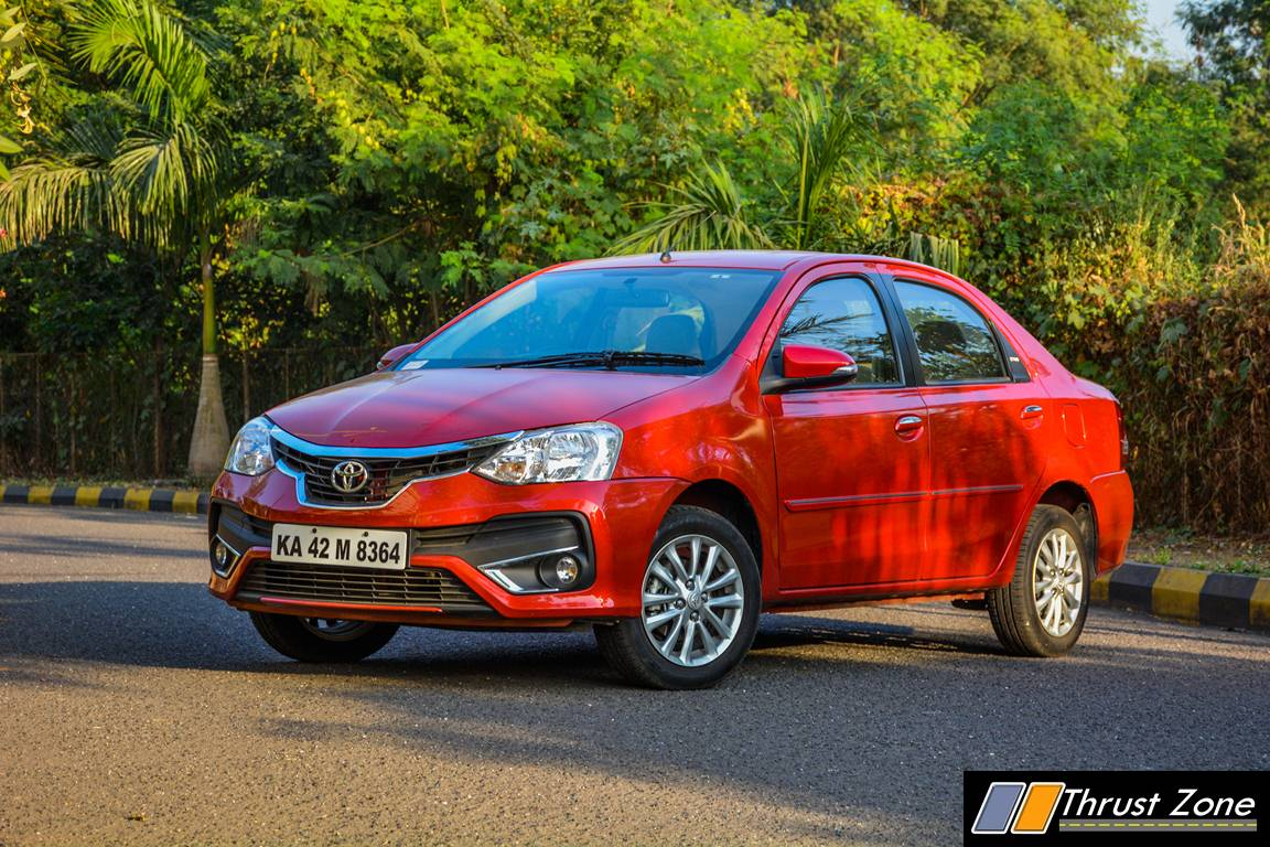 2016 Toyota Etios Platinum Diesel Review, Road Test