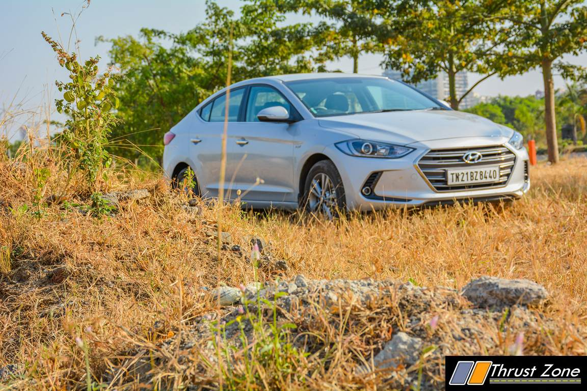 2016 Hyundai Elantra Petrol Review, First Ride