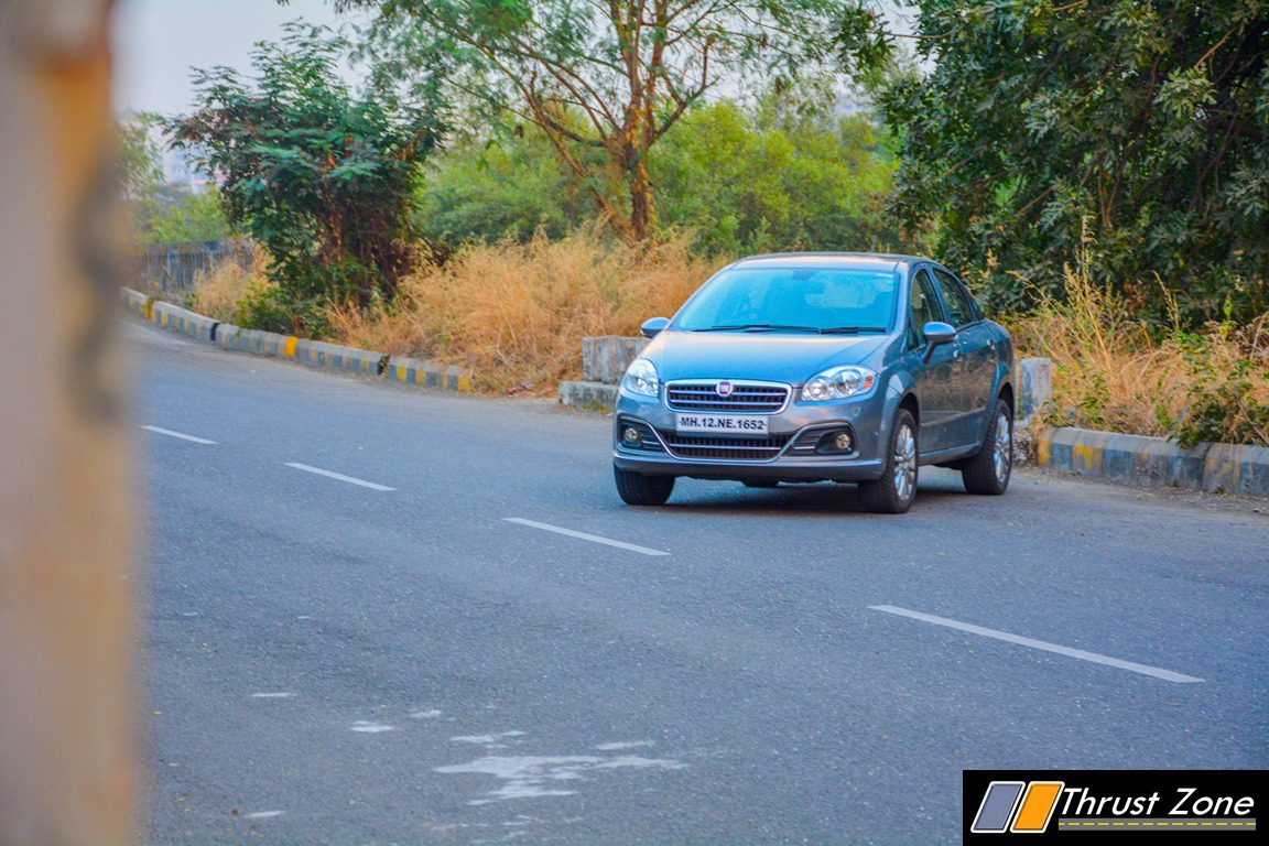 2016 Fiat Linea 125 S Review, Road Test