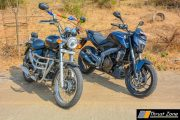 Dominar 400 Vs ThunderBird 350 Review / Bajaj Vs Royal Enfield - Comparison Shootout