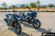 Dominar400 vs CBR250R - Comparison Shootout - Power Cruiser or Sports Tourer?