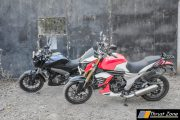 Mahindra Mojo Vs Bajaj Dominar 400 - Comparison Shootout - Tourer Or Cruiser ?