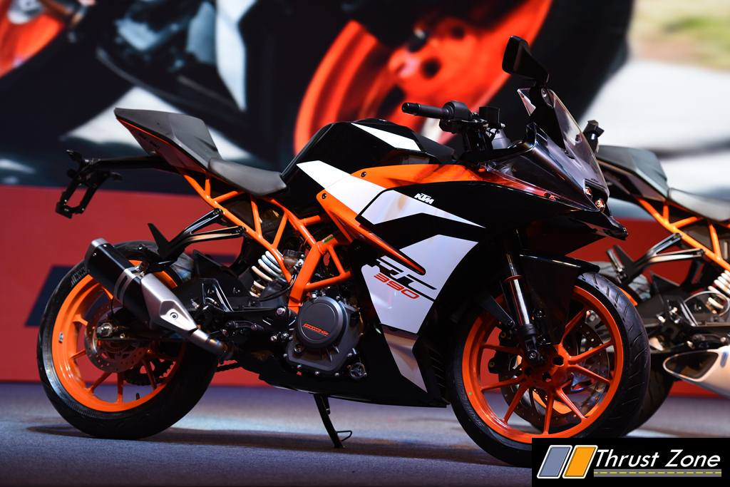 2017 ktm rc390 launched at rs lakhs continues to power pack and feature loaded. Black Bedroom Furniture Sets. Home Design Ideas
