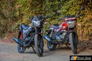 Bajaj V12 vs Honda CB Shine SP 125 Review Comparison - Shootout
