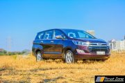 Toyota Innova Crysta Petrol Review, First Drive