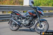 2017 Pulsar 135 LS BSIV Review, First Ride