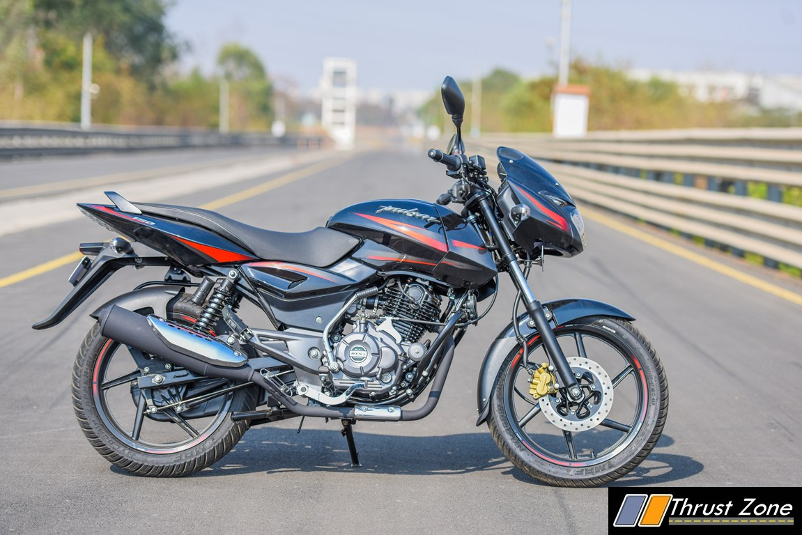 2017 Bajaj Pulsar 150 BSIV Review, First Ride