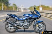 2017 Bajaj Pulsar 220F BSIV Review, First Ride
