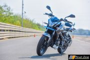 2017 Bajaj Pulsar NS200 BSIV Review, First Ride