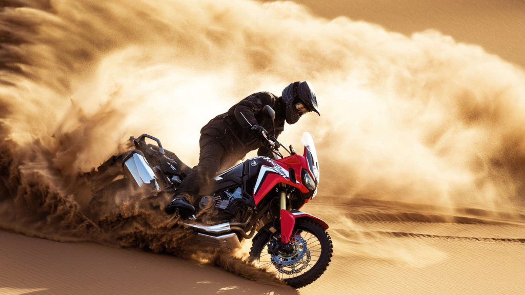 2017 Honda Africa Twin Launch in Six Months From Now! Another Attainable Superbike From Honda!