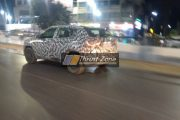 Jeep Compass Launch in Q3 2017, Spied in India Showcasing Its LED Tail Lamps