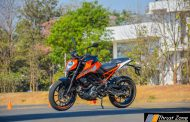 2017 KTM Duke 250 Review, First Ride