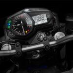 Yamaha MT 03 India Meter