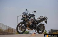 2017 Triumph Tiger XCA Review, Road Test