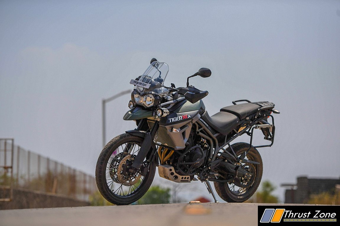 2017 Triumph Tiger Xca Review Road Test