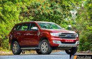 Ford Endeavour 2.2 Litre Review, First Ride - Meticulous!