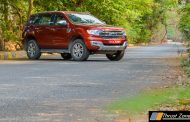 Ford Endeavour Manual Transmission discontinued in India Due To Lack Of Demand