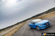 Volvo S60 Polestar Review, First Impressions On The Track - Pole Position!