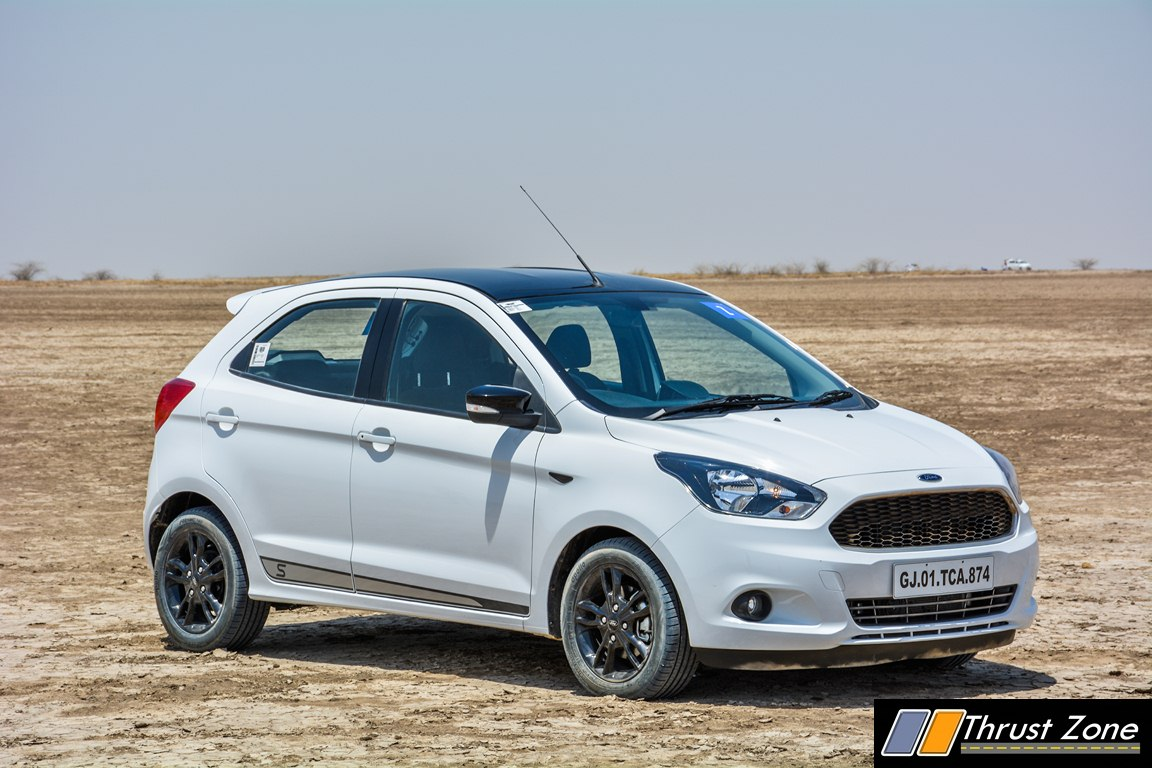 Ford 8 Seater Vehicles >> 2017 Ford Figo Sport Review, First Ride - Go GoKart, Everyday!