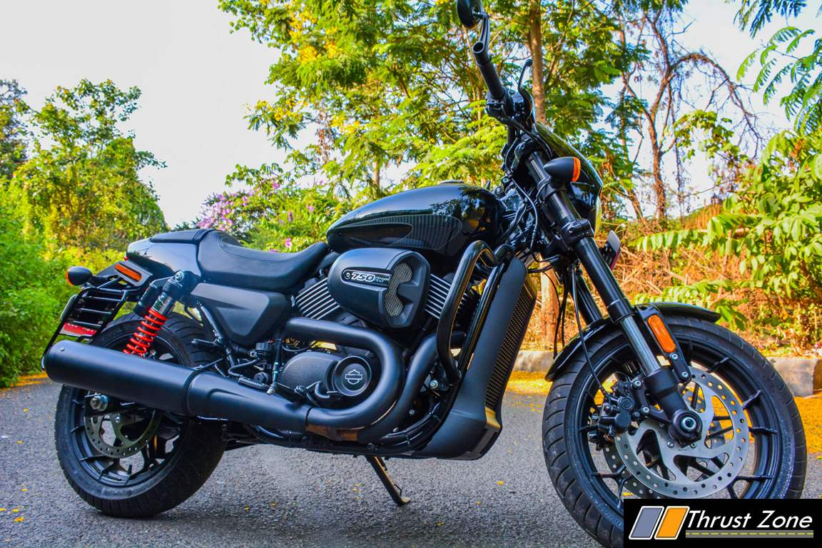 How Much Is Harley Davidson Street Rod