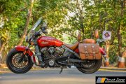 2017 Indian Scout Review, First Ride