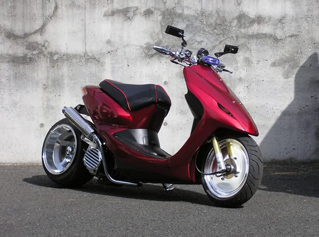 Honda Dio Modification Motavera com