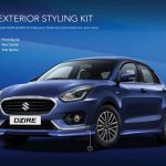 dzire-accesories-exterior-styling-kit