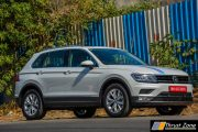 INDIA EXCLUSIVE: 2017 Volkswagen Tiguan India Review, First Drive