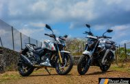 Yamaha FZ25 Vs Apache 200 - Comparison Shootout [EXCLUSIVE]