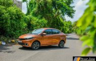 Tata Tigor Petrol Review, First Drive